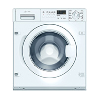 built-in washing machines