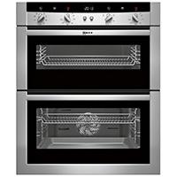 double ovens built-under