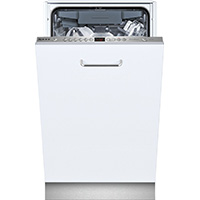 fully integrated 45cm dishwashers