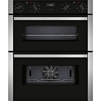 double ovens built-under