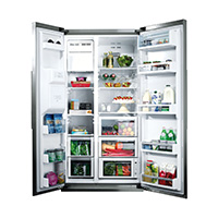 USA style fridge freezers